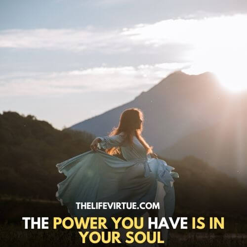 how to heal your soul wounds by giving more power to you soul