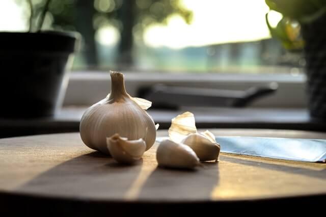 eating raw garlic - funny punishments for losing